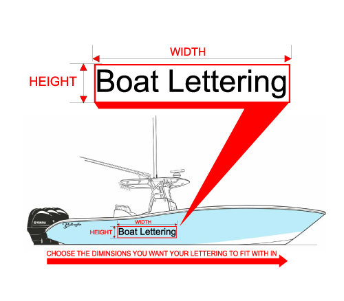 Nauti Decal Shop Your Boat Lettering Supplier In Miami